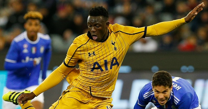 Victor Wanyama: Tottenham new boy can drop back