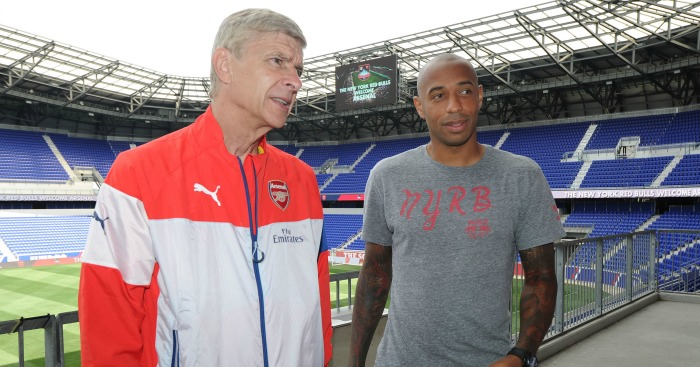 Thierry Henry: Chose to prioritise TV role