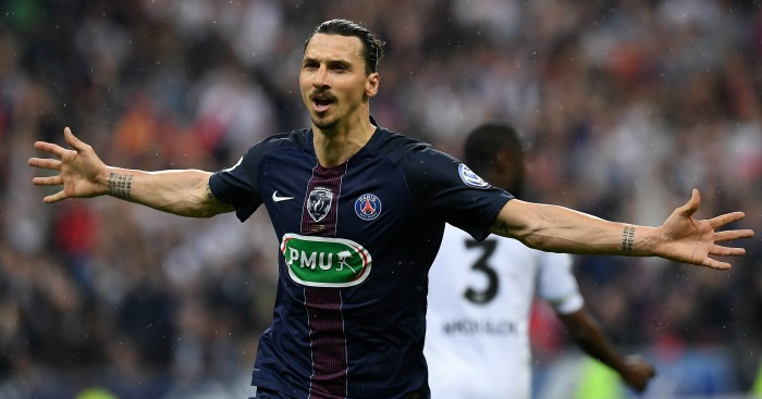 "Zlatan Ibrahimovic: Striker told he wouldn't be ""King"" of Manchester"