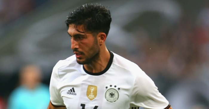 Emre Can: Could face France