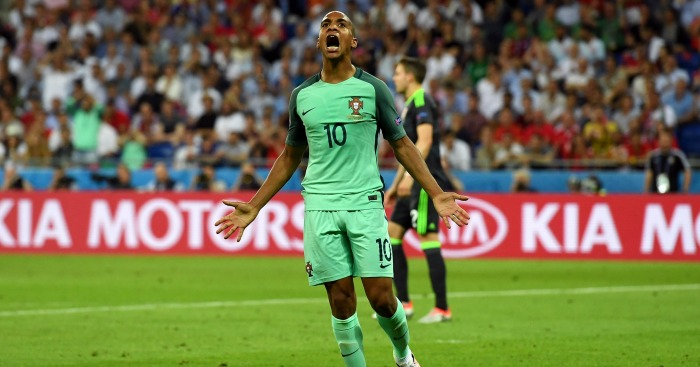 Joao Mario: Liverpool made a bid