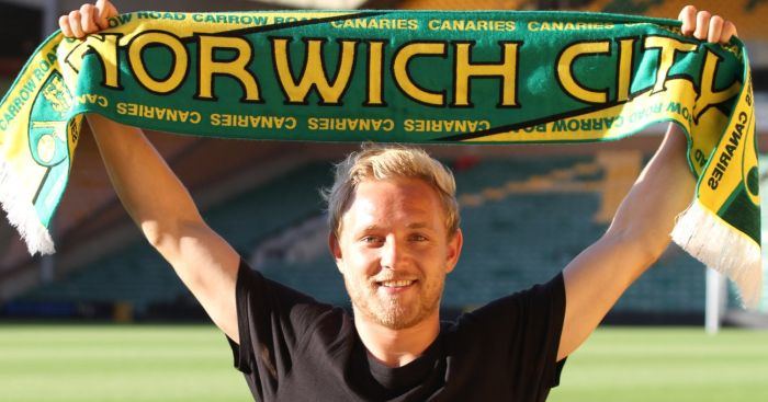 Alex Pritchard: Image courtesy of Norwich City