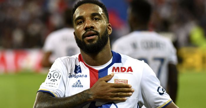 Alexandre Lacazette: Wanted by Prem giants