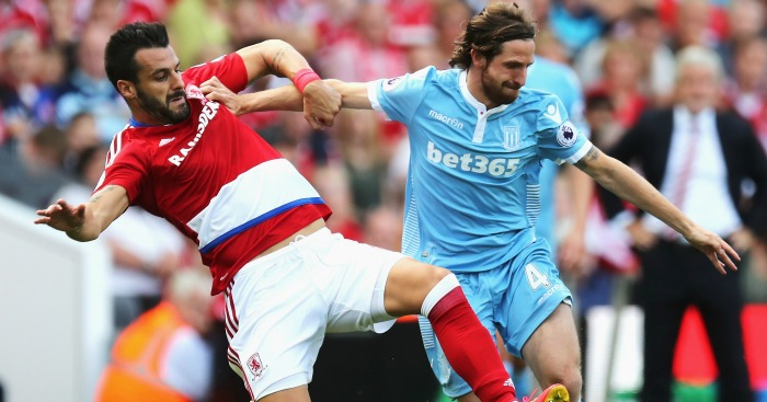 Joe Allen: Departed Liverpool this summer
