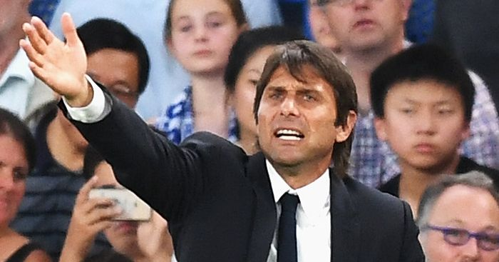 Antonio Conte: 'Very difficult' to sign players