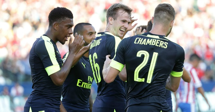 Arsenal: Continue winning preseason in US