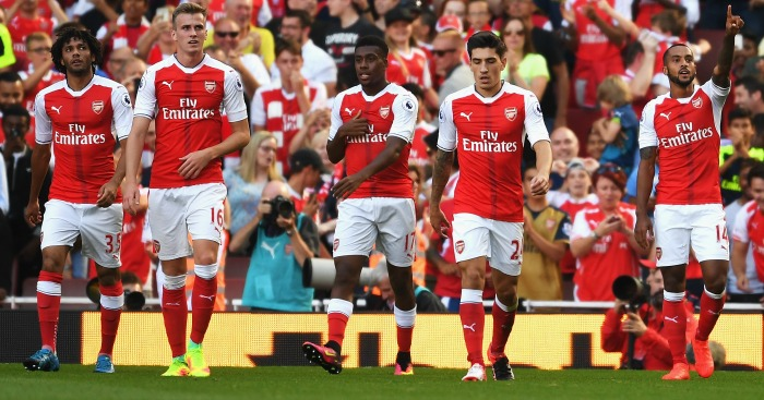 Arsenal: Face Nottingham Forest clash
