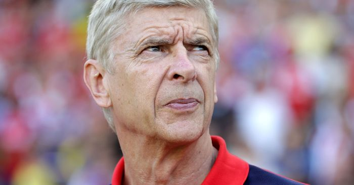 Arsene Wenger: Waiting for the right players