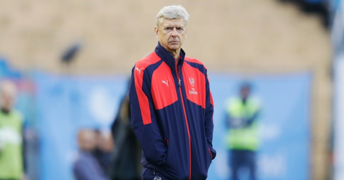 Arsene Wenger: Manager in final year of contract