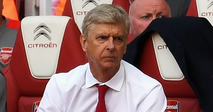 Arsene Wenger: Heavy criticism from fans