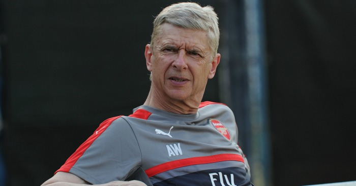 Arsene Wenger: Unlikely to sign a new striker this summer