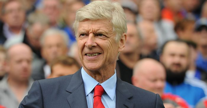 Arsene Wenger: A loyal figure