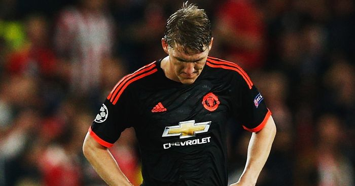 Bastian Schweinsteiger: Manchester United outcast