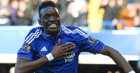Bertrand Traore: On the fringes at Chelsea