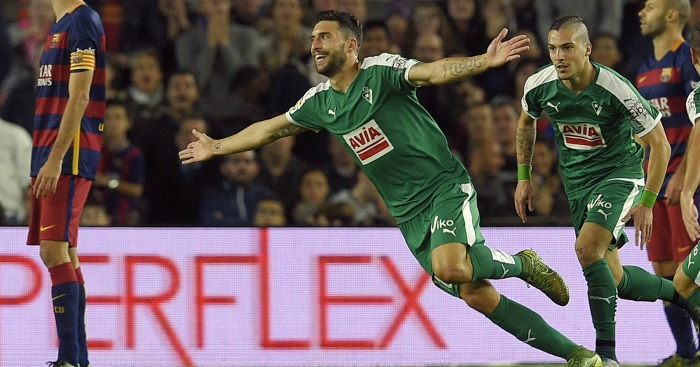 Borja Baston: Joins Swans from Atletico Madrid