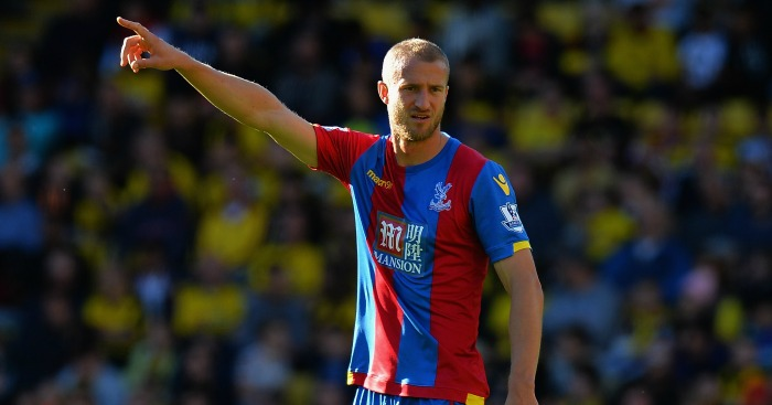 Brede Hangeland: Defender spent eight years in England