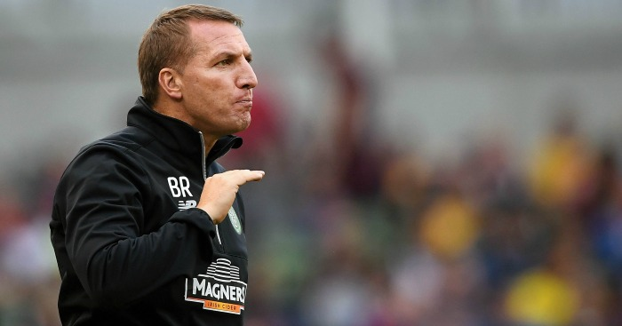 Brendan Rodgers: Manager uninterested by Barton's comments