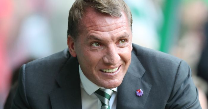 Brendan Rodgers: Believes English clubs fear Celtic