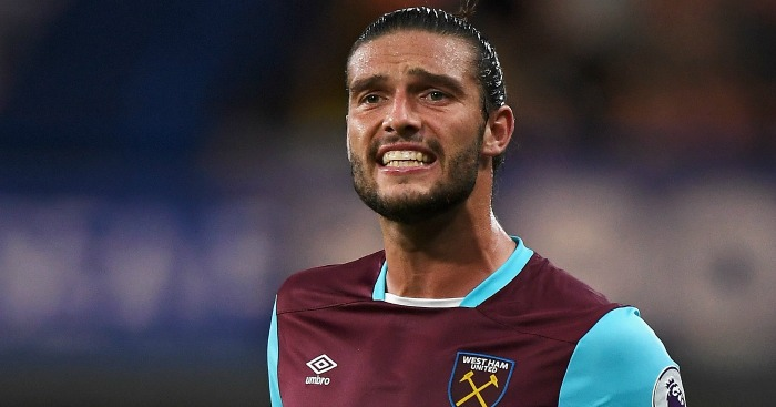 Andy Carroll: Targeted by armed robbers