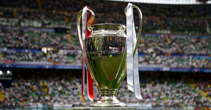 Champions League: Four automatic spots for PL