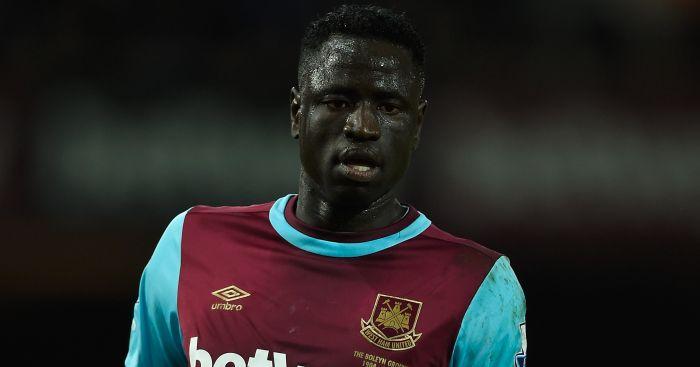 Cheikhou Kouyate: Scores brace in new stadium