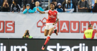 Chuba Akpom: Striker scored Arsenal's third