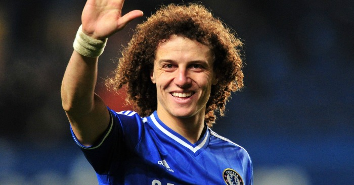 David Luiz: Made a surprise move back to Chelsea