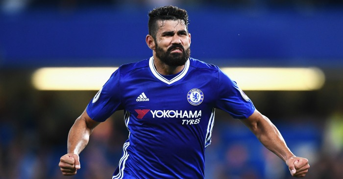 Diego Costa: Told to use passion in the right manner