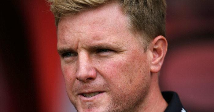 Eddie Howe: Manager ready for tough test