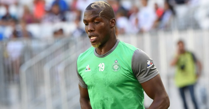 Florentin Pogba: Linked with Sunderland switch