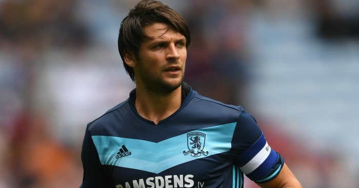 George Friend: Defender a key member of Boro side