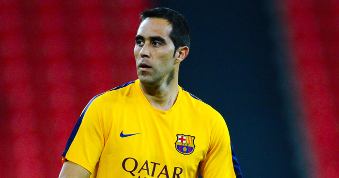 "Claudio Bravo: ""Beginning of an agreement"" over move"