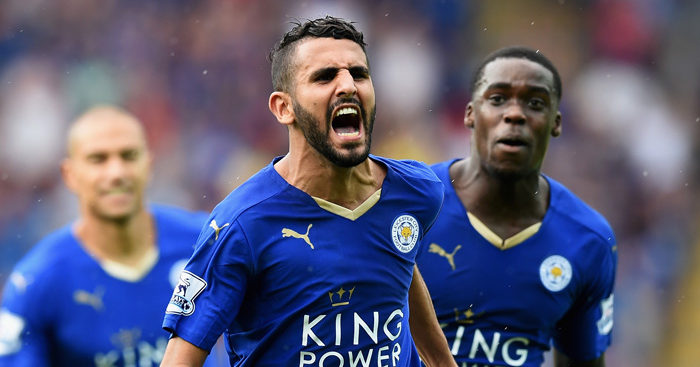 Riyad Mahrez: New four-year Leicester deal