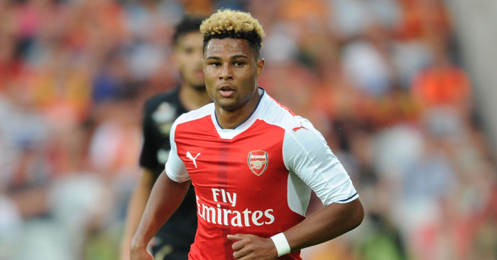 "Serge Gnabry: ""Exactly"" what Hertha Berlin want"