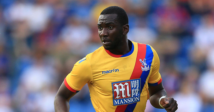 Yannick Bolasie: Has moved to Everton