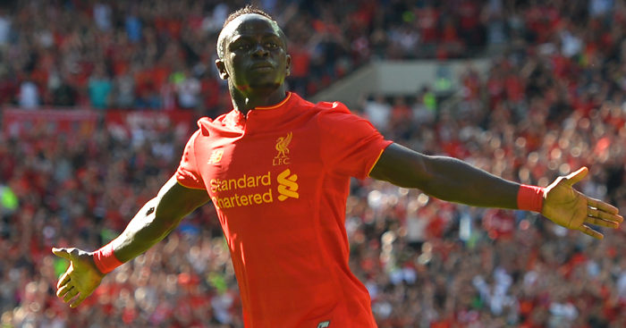 Sadio Mane: Forward gave Liverpool an injury scare