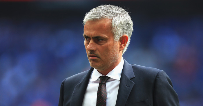 Jose Mourinho: Dedicated shield success to Van Gaal