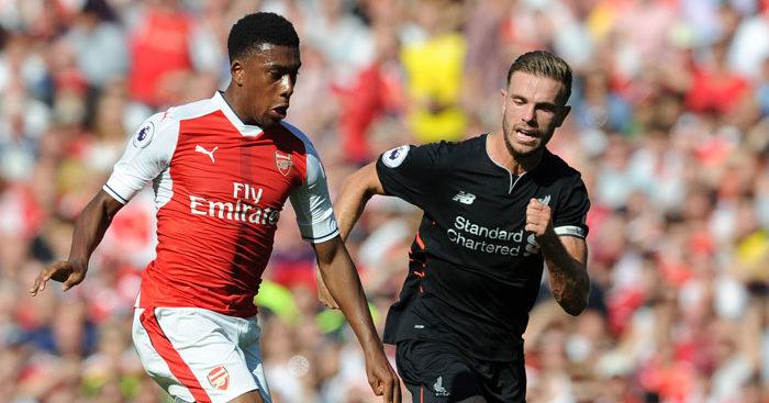 Alex Iwobi: Set to miss two games with hip injury
