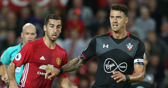 Jose Fonte: Set to leave Southampton