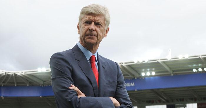 Arsene Wenger: Satisfied despite Gunners firing blanks