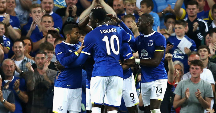 Everton: Safely through at Goodison Park in EFL Cup