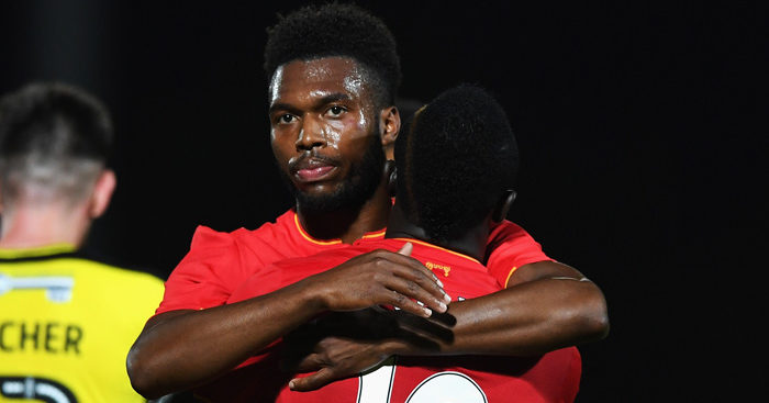 Daniel Sturridge: Brace in League Cup blitz