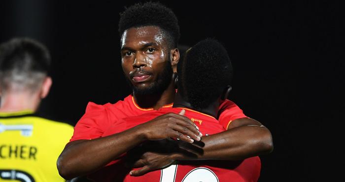 Daniel Sturridge: Brace in League Cup blitz