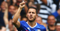 Eden Hazard: Opened the scoring for the Blues