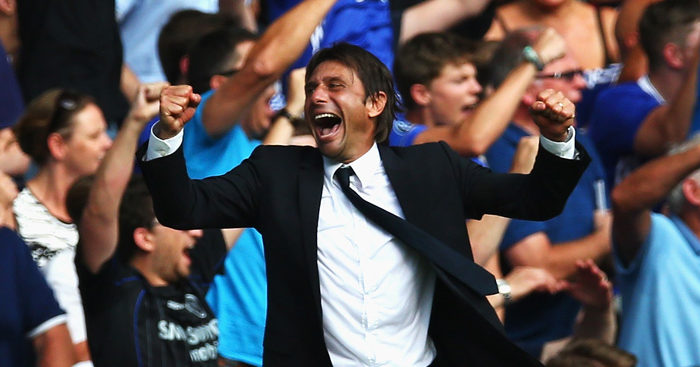 Antonio Conte: Expecting Chelsea to do business