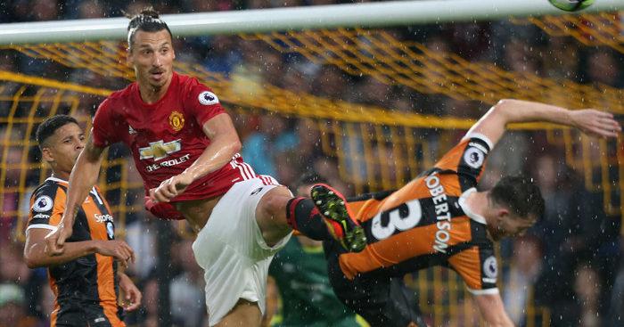 Zlatan Ibrahimovic: Helped Man Utd to late win