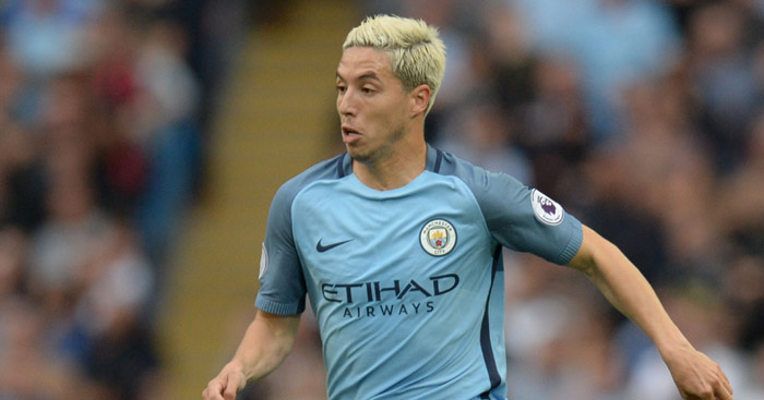 Samir Nasri: Likely to leave Man City for Spain