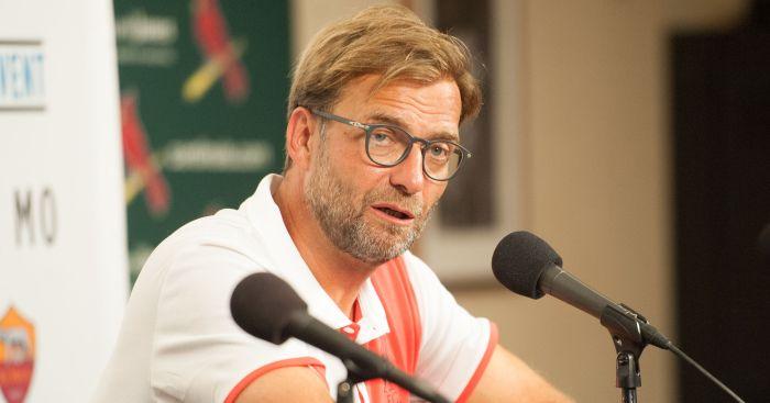 Jurgen Klopp: Defended Rooney