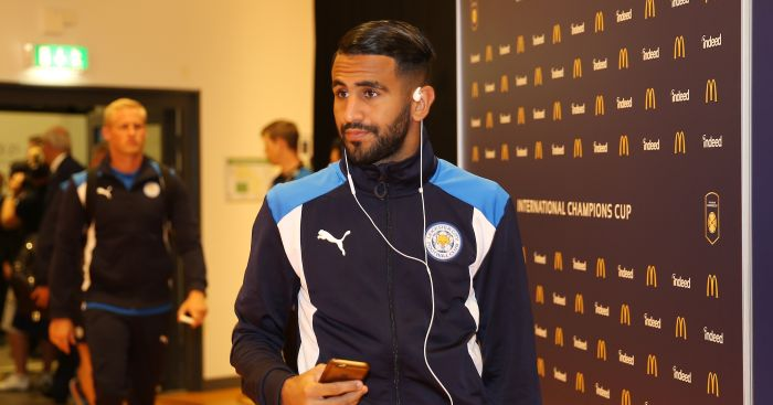 Riyad Mahrez: Looks likely to stay at the King Power Stadium.