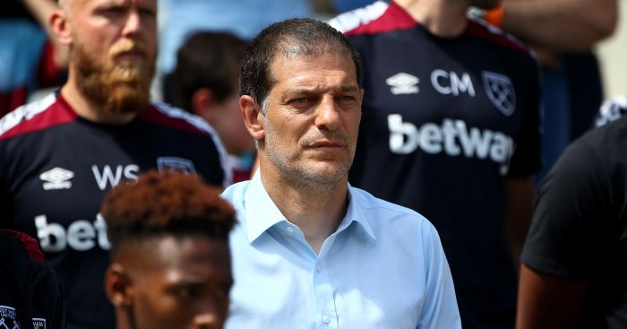 Slaven Bilic: Close to bringing in two new signings